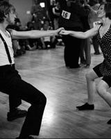 Блюз танец