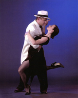Свинг танцы для начинающих