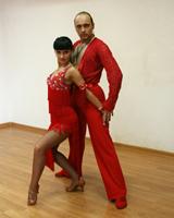 Латинский танец бачата