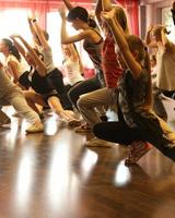 Базовые уроки танцев