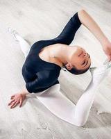 Урок балета для начинающих