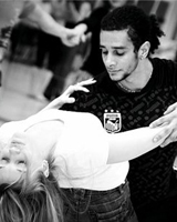 Обучение танцу зук
