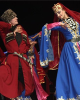 Уроки чеченского танца