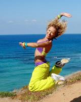 Зумба фитнес в стиле самба