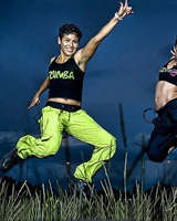 Зумба фитнес обучение