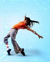 Электро танцы