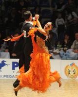 Танец фокстрот