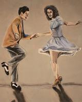 Свинг танец