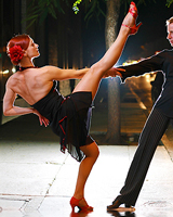 Латиноамериканские танцы меренге