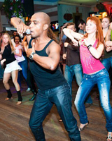 Уроки танцев рок н ролл