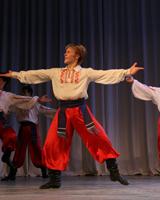 Обучение народным танцам