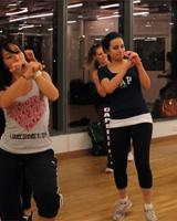 Как танцевать танец рагга