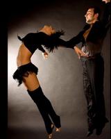 Урок латиноамериканского танца