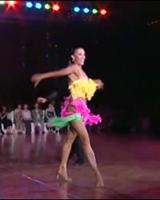 Обучение танцу самба