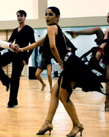 Джайв танец