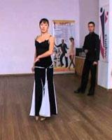 Обучение танцу танго