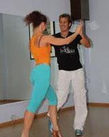 Обучение танцу меренге