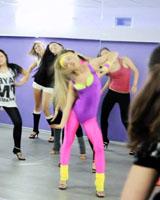 Видео урок танцев Go-go от Юлии Кузьмины