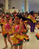 Танец ламбада