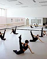 Стретчинг для танцоров