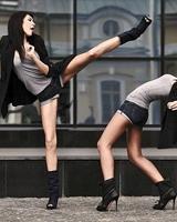 девушки хореографы фото