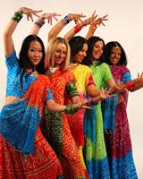 Обучение индийскому танцу