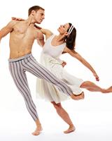 Танец контемп