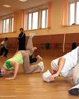 танец брейк данс