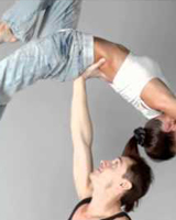 Трюки в танцах