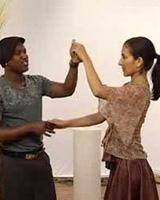 Сальса танец