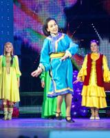 Уроки калмыцких танцев