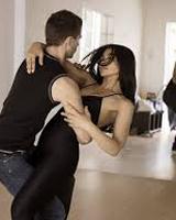 Танец сальса