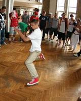Брейк данс танец