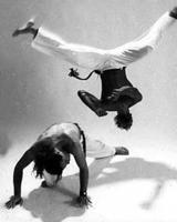 Капоэйра танец