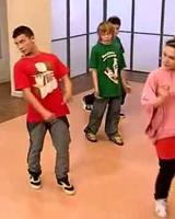 Простые танцевальные движения