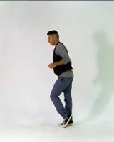 Танцы поппинг