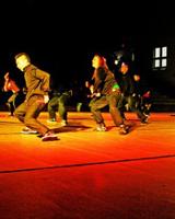 Джаз Фанк танец