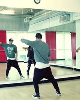 Танец хип-хоп