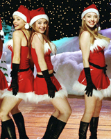 танец Jingle Bell Rock