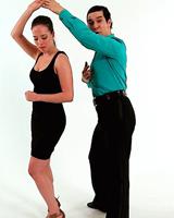 Меренге танец
