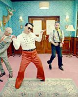 Танцевать PSY