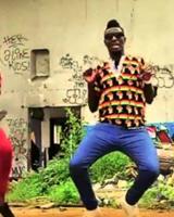 Афрохаус танец